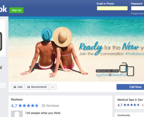 A&B Facebook Page