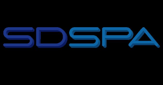 SDSPA logo