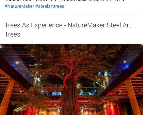 NatureMaker Google Plus Post