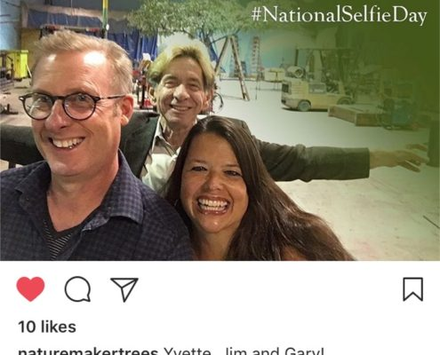 NatureMaker Instagram National Selfie Day