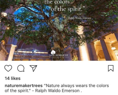 NatureMaker Instagram Post