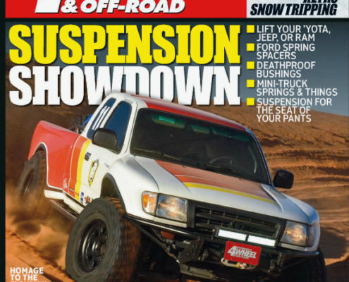 Petersen's 4Wheel & Off-Road Suspension Showdown