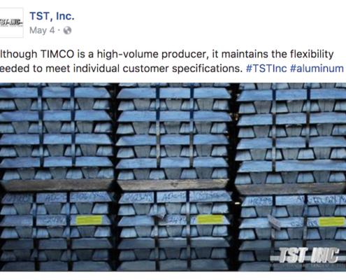 TST TIMCO Facebook Post