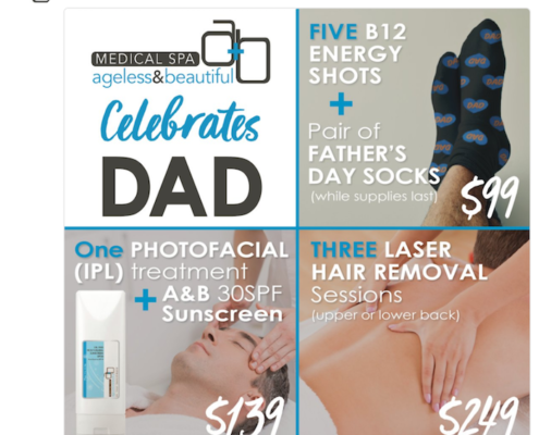 A&B Father's Day Offers Tweet