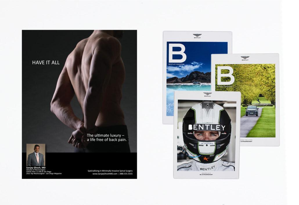 Bentley Ad