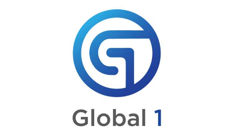 Logo for Global 1