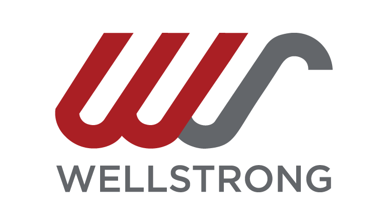 Logo for WellStrong
